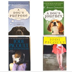 Other - EXCELLENT CONDITION!  FOUR PACK OF SOFTCOVER BOOKS